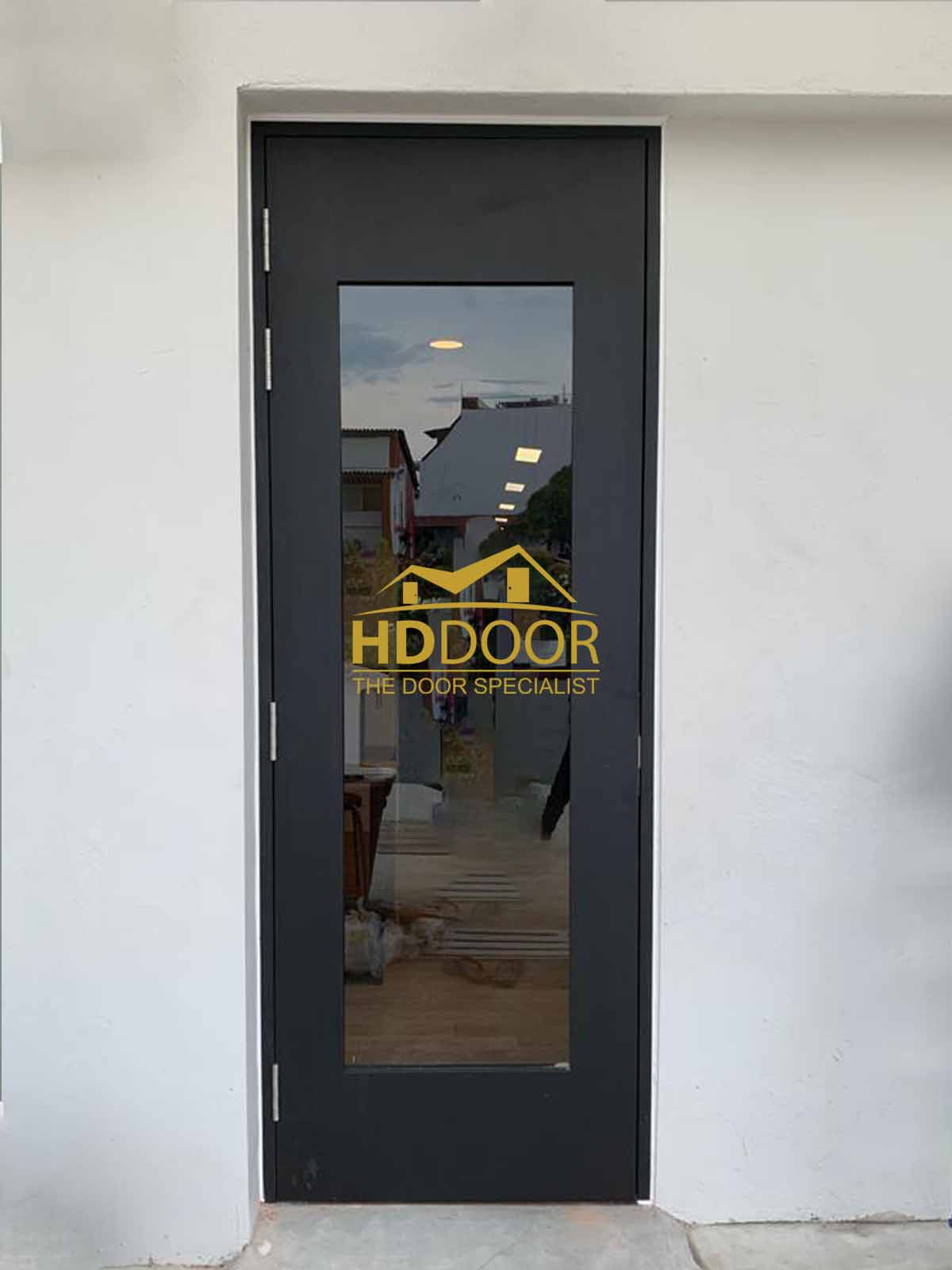 hddoor commercial project