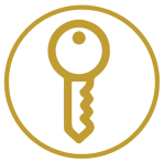 Mechanical Key Icon