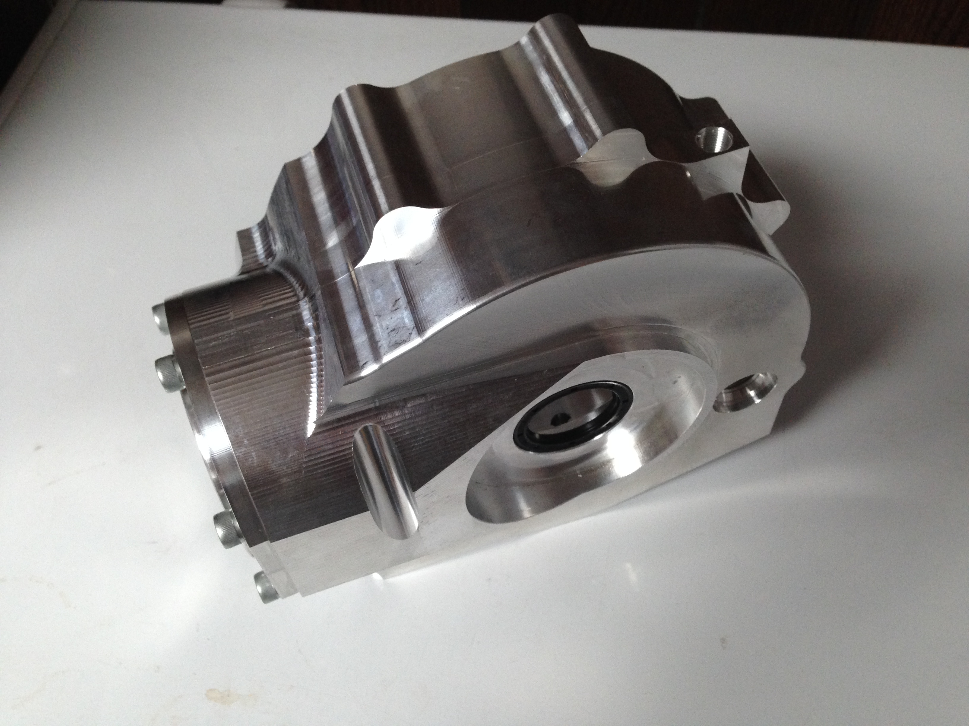 Ranger 1000 Billet Front Differential