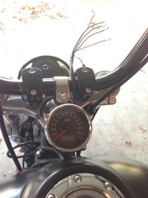 2006 Speedo Wiring  Mini Speedo from Digital Help  Harley Davidson Forums