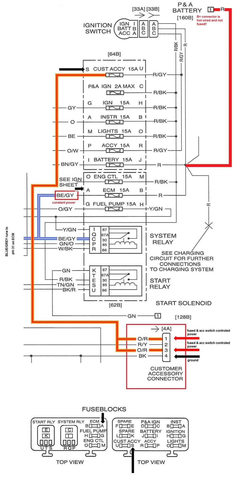 2001 flhtc wiring diagram 2001 firebird wiring diagram