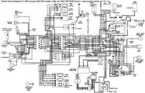 Wiring Diagram  Harley Davidson Forums