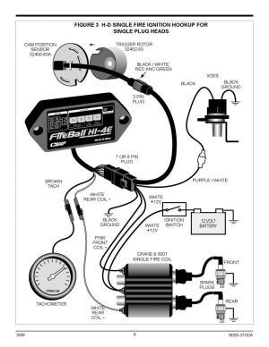 Crane HI4E ignition module wiring details  Harley Davidson Forums