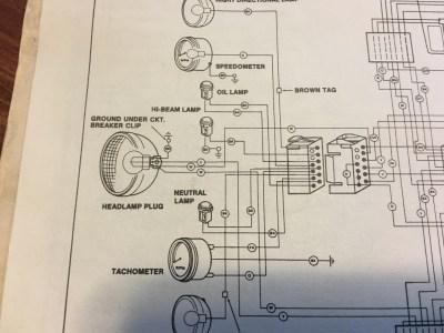 1990 Harley Davidson Fxr Wiring Diagram  Wiring Diagram