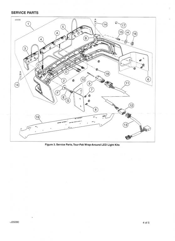 Led Light Bar Instructions Wiring