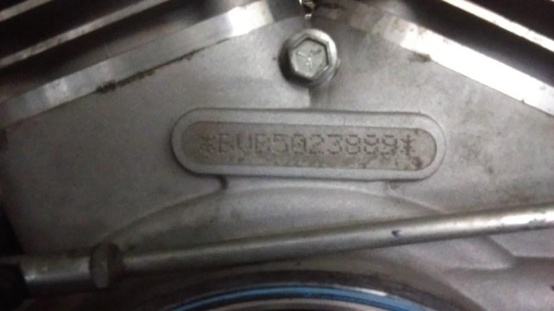 Harley Davidson Vin Number Identification