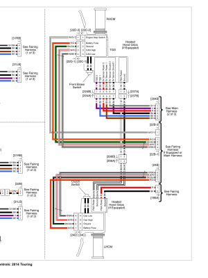 Right Hand controls schematic  Harley Davidson Forums