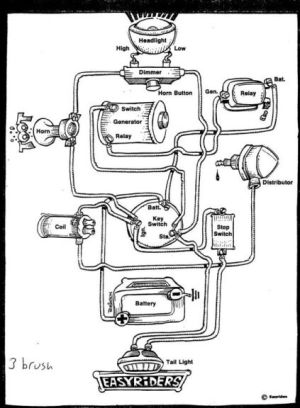 63 Pan Wiring Schematic  Harley Davidson Forums