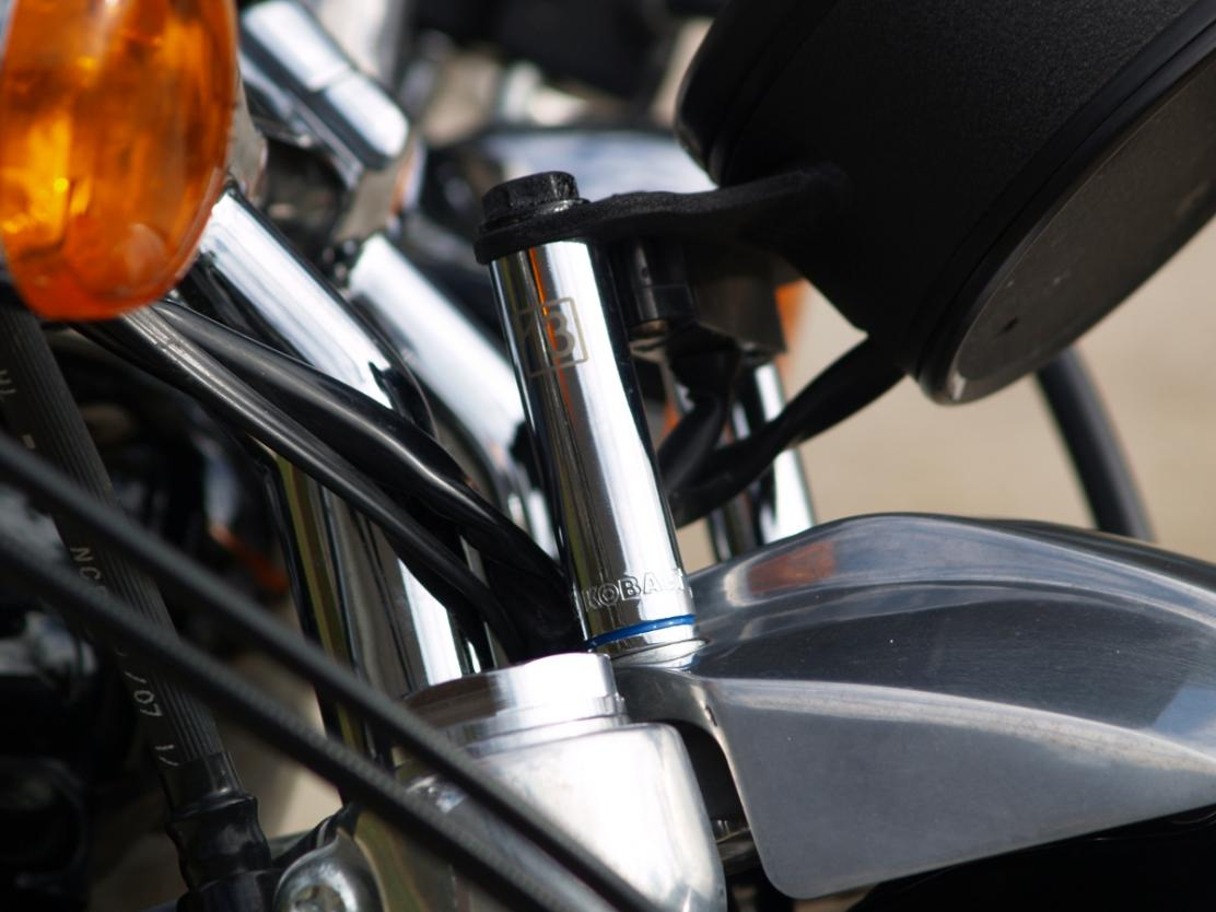 Dual Gauge Mount W Risers Page 2 Harley Davidson Forums