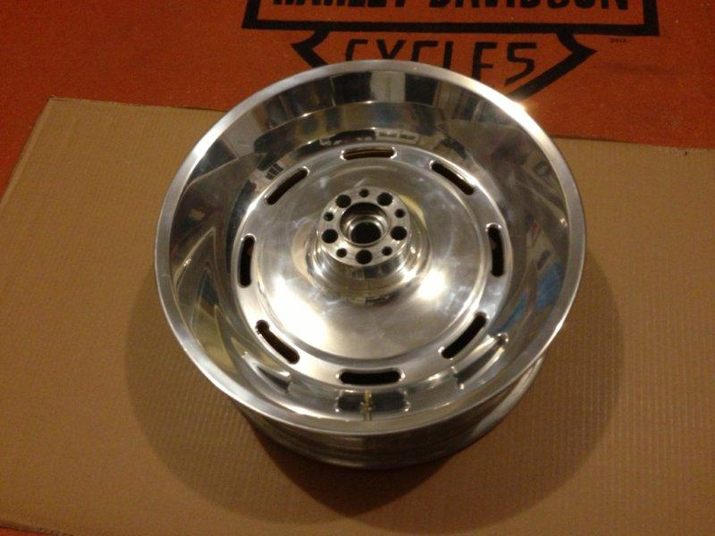 Softail Custom Rear Wheel