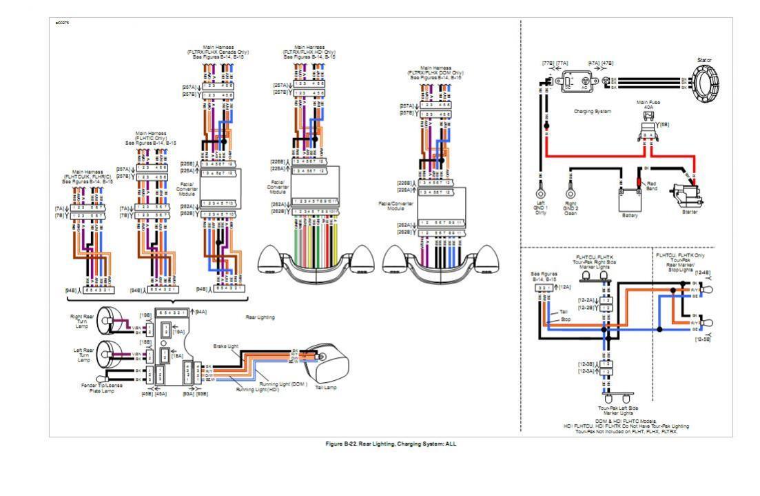2006 harley davidson street glide wiring diagram data wiring rh mikeadkinsguitar com