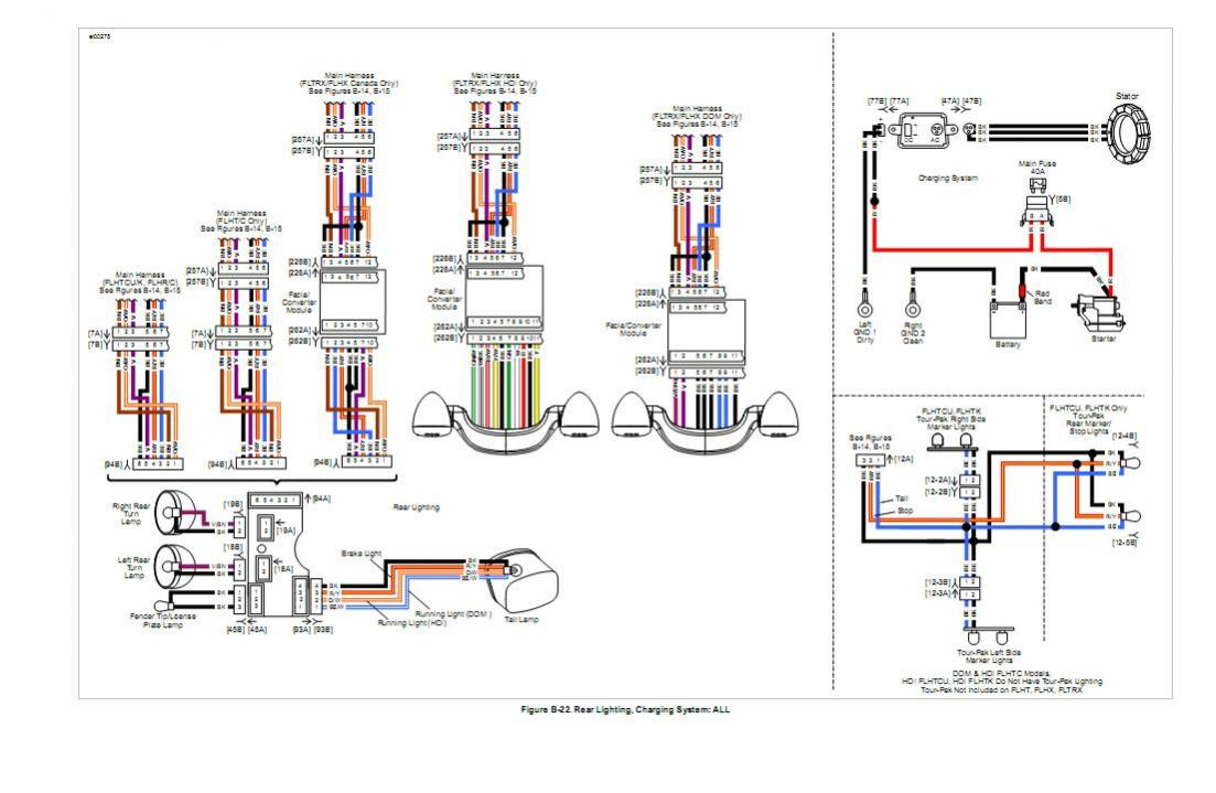 2001 Dyna Wide Glide Wiring Diagram | Wiring Liry Harley Wide Glide Wiring Diagram on