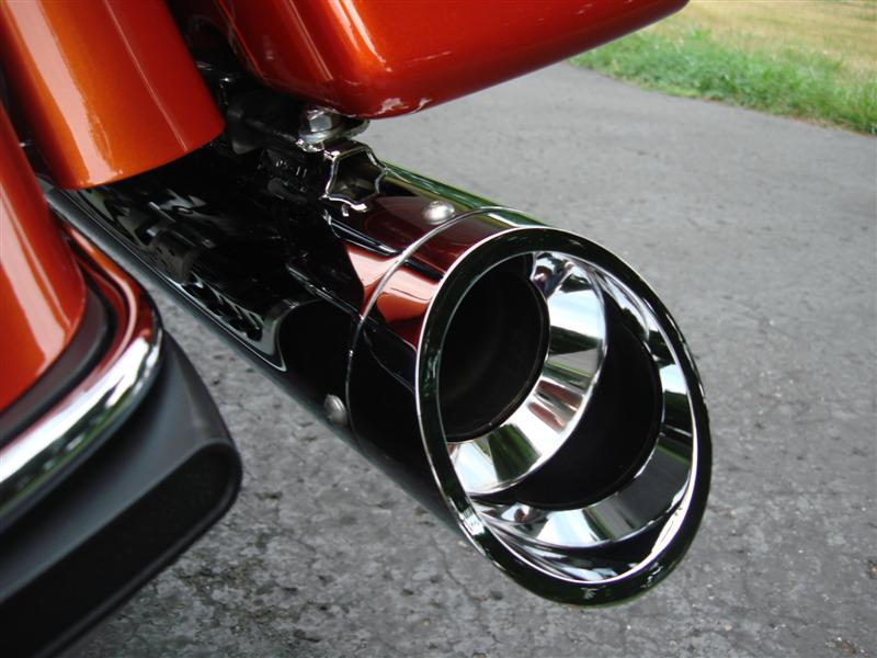Rinehart Exhaust Harley Davidson