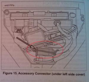 Installing a Garage Door Transmitter in a 2014 Ultra Limited  Page 3  Harley Davidson Forums