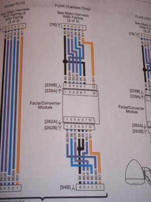 2010 to 2013 FLHX wiring diagram  Harley Davidson Forums