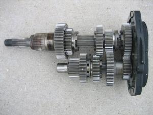 Harley 5 speed gear set (transmission) from 2006 ultra classic  low miles  Harley Davidson Forums