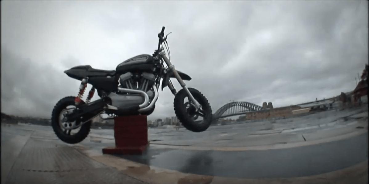 Tuesday Stunts - Seth Enslow - Harley Davidson Forums