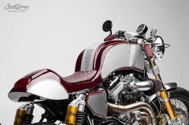 Custom - South Garage Kimera - Harley Davidson Forums