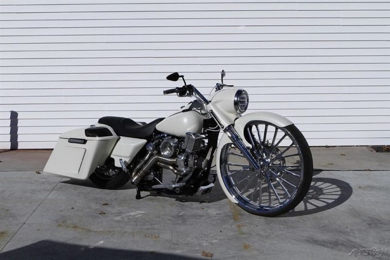 Turbocharged Harley Is King Of The Road Harley Davidson