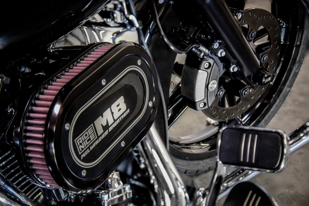 Making Your Milwaukee Eight Sound Menacing What S Up In