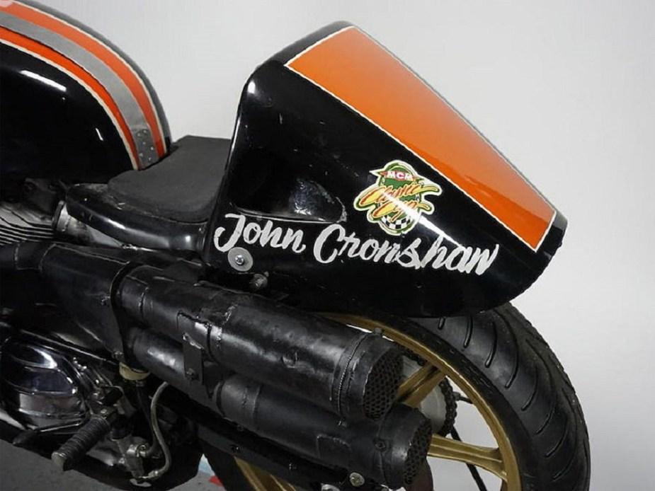 Harley XRTT