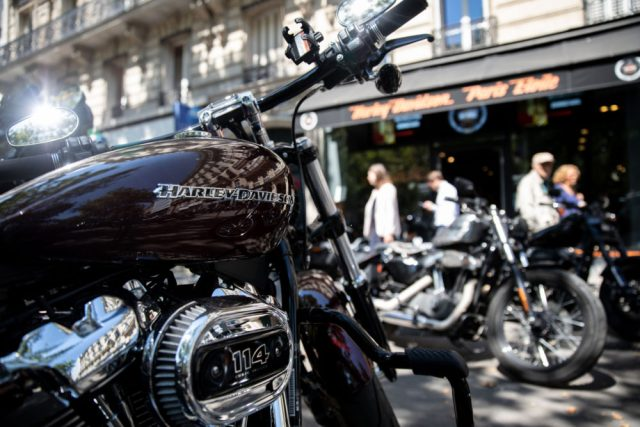 Harley-Davidson in Europe