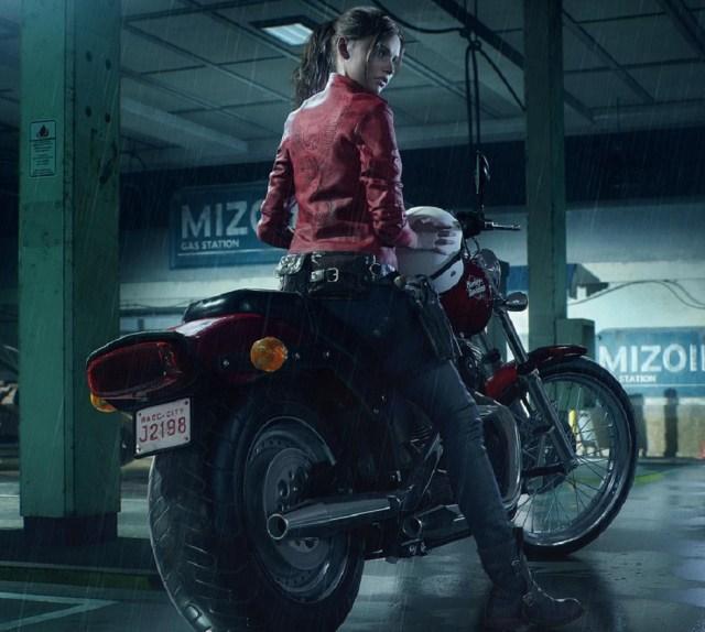 Harley-Davidson Resident Evil 2