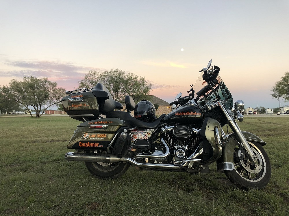 Harley-Davidson Forum Member Tops 100K on His Milwaukee-Eight
