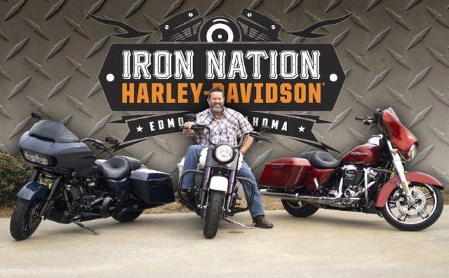 Iron Nation Harley-Davidson