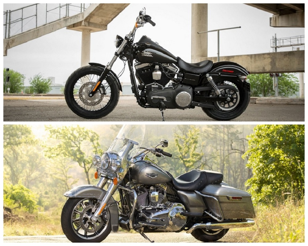 H-D Forums Thread of the Week: Road King vs  Dyna - Harley