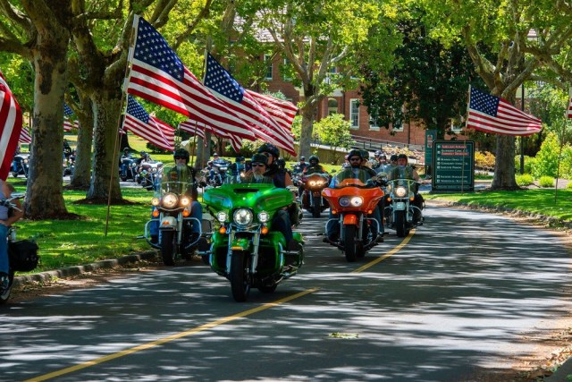 Ride for 22 Harley Rally