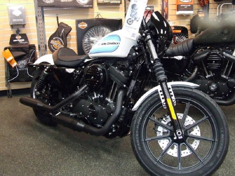 The Happening + 2019 Harley-Davidson Iron 1200