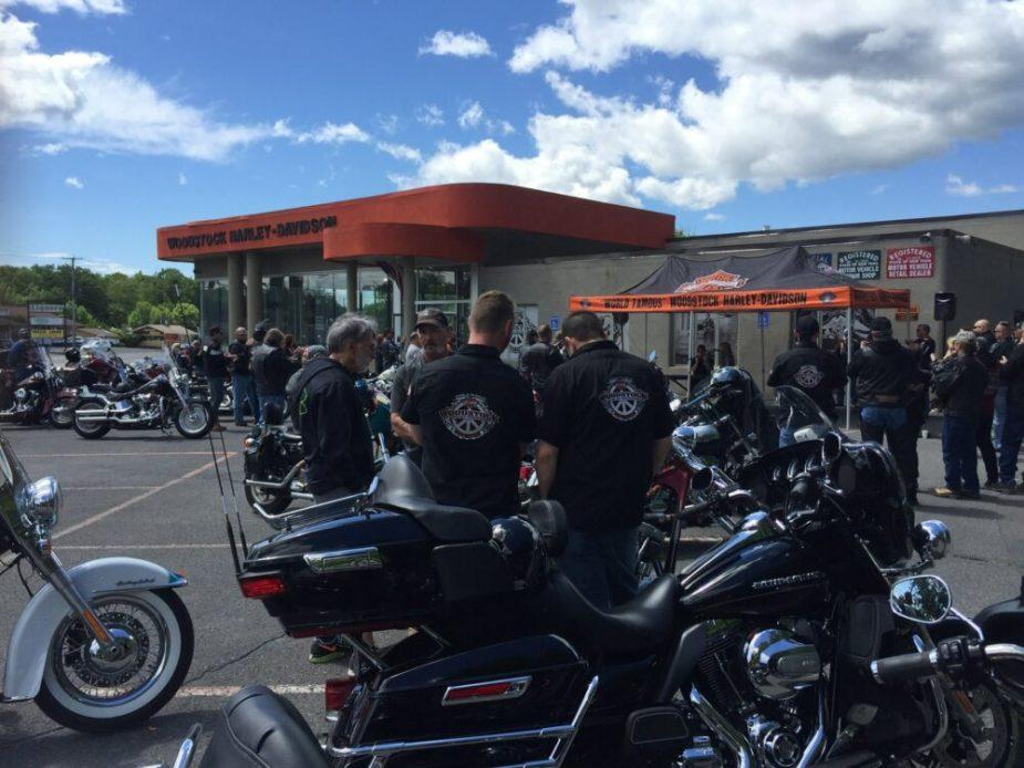 Woodstock Harley-Davidson Gathering