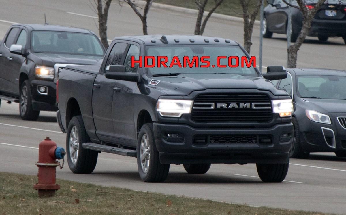 Meet The 2019 Ram 2500 Heavy Duty Big Horn Sport: