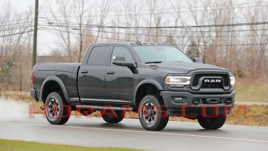 Photo of Here is the 2019 Ram 2500 Power Wagon!