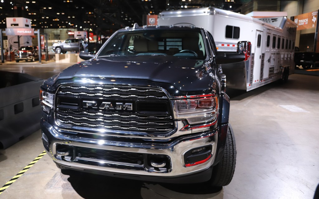 Ram Launches Luxury Chassis Cab Model Trim For 2019 Hd Rams