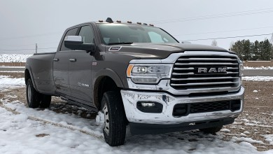 Photo of FIRST DRIVE: 2019 Ram 3500 Laramie Longhorn Dually: