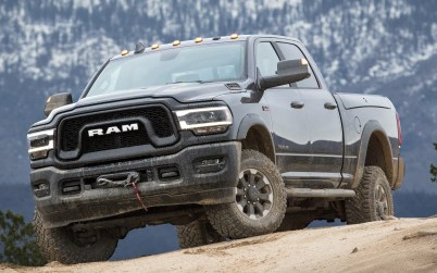 2019 Ram 2500 Power Wagon. (Ram).