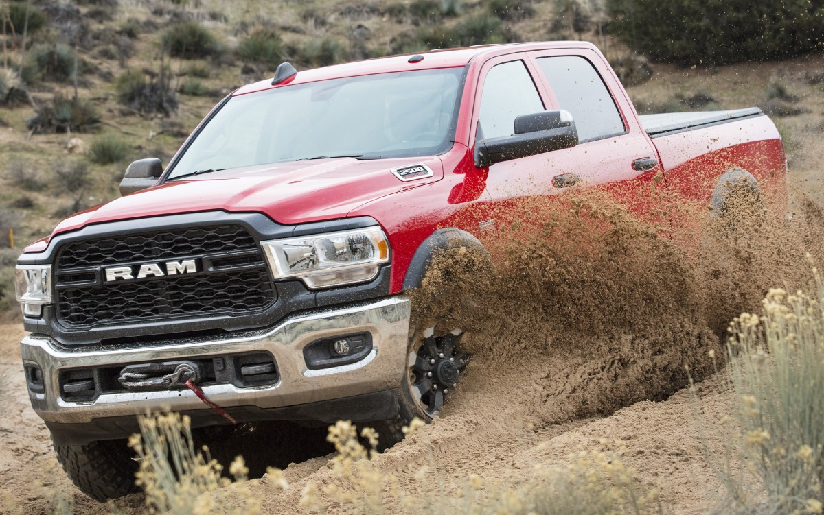 FIRST DRIVE: 2019 Ram 2500 Tradesman Power Wagon: