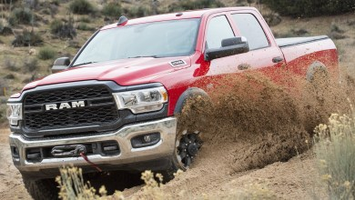 Photo of FIRST DRIVE: 2019 Ram 2500 Tradesman Power Wagon: