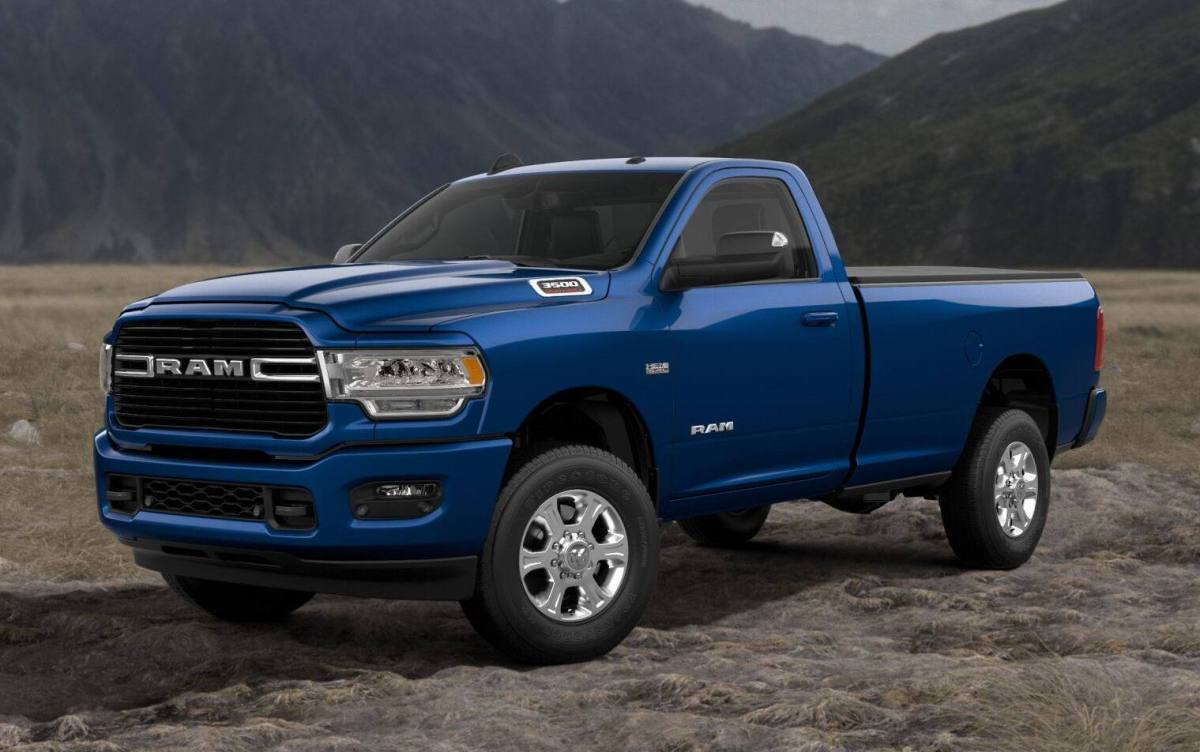 Build & Price: 2019 Ram Heavy Duty Lineup: