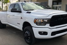 Photo of The 2020 Ram 3500 Night Edition Models Now On Dealer Lots: