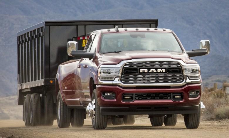 Photo of Ram Trucks Earn 2020 MotorWeek Drivers' Choice Award: