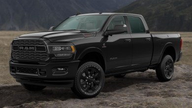 Photo of Ram Quietly Opens Orders For 2020 Ram 2500/3500 Limited Black Pickups: