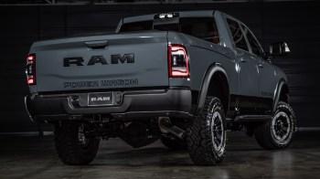 2021 Ram 2500 Power Wagon 75th Anniversary Edition. (Ram).