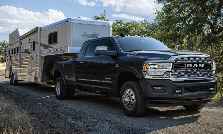 Photo of 2021 Ram 3500 Returns Gets More Torque & Best-In-Class Towing Numbers: