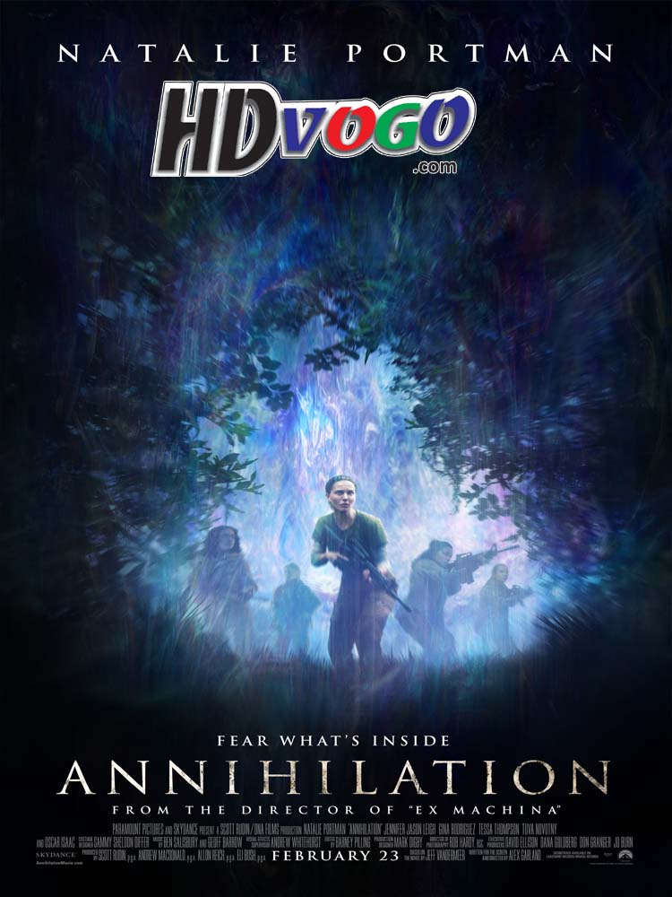 Annihilation Watch Online