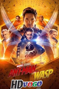 Ant Man and the Wasp 2018 in HD English Full Movie