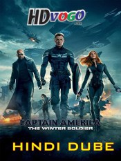 Captain America The Winter Soldier 2014 in Hindi HD Full Movie