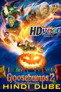Goosebumps 2 Haunted Halloween 2018 in HD Hindi Dubbed Full Movie
